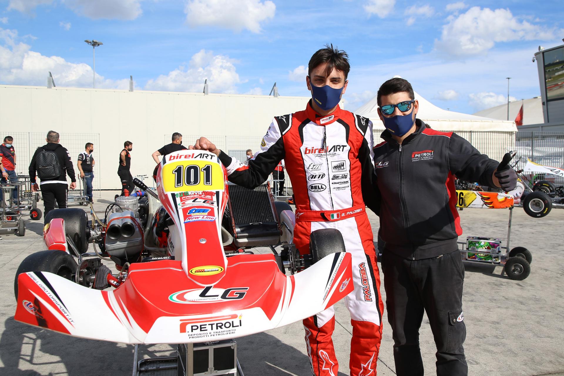 Campionato Italiano ACI Karting a Siena per il giro di boa