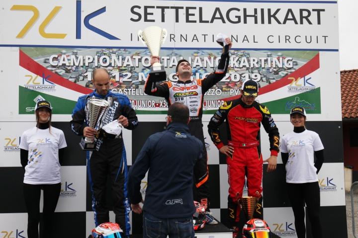 Prevista affluenza record a Siena per la seconda prova del Campionato Italiano ACI Karting
