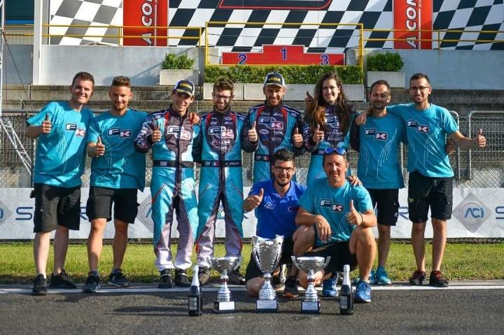 Tre successi per NGM Motorsport nel Campionato Italiano ACI