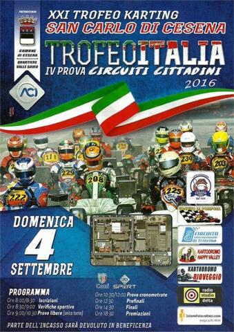 XXI Trofeo Karting San Carlo di Cesena