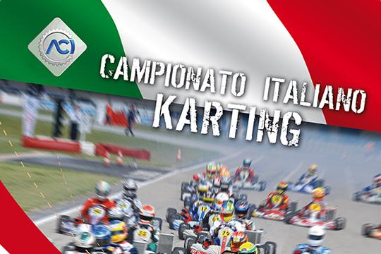 AL CIRCUITO DI SIENA DAL 26 AL 28 LUGLIO LA 3. PROVA DEL CAMPIONATO ITALIANO CSAI KARTING: LE MODALITÀ DI ISCRIZIONE