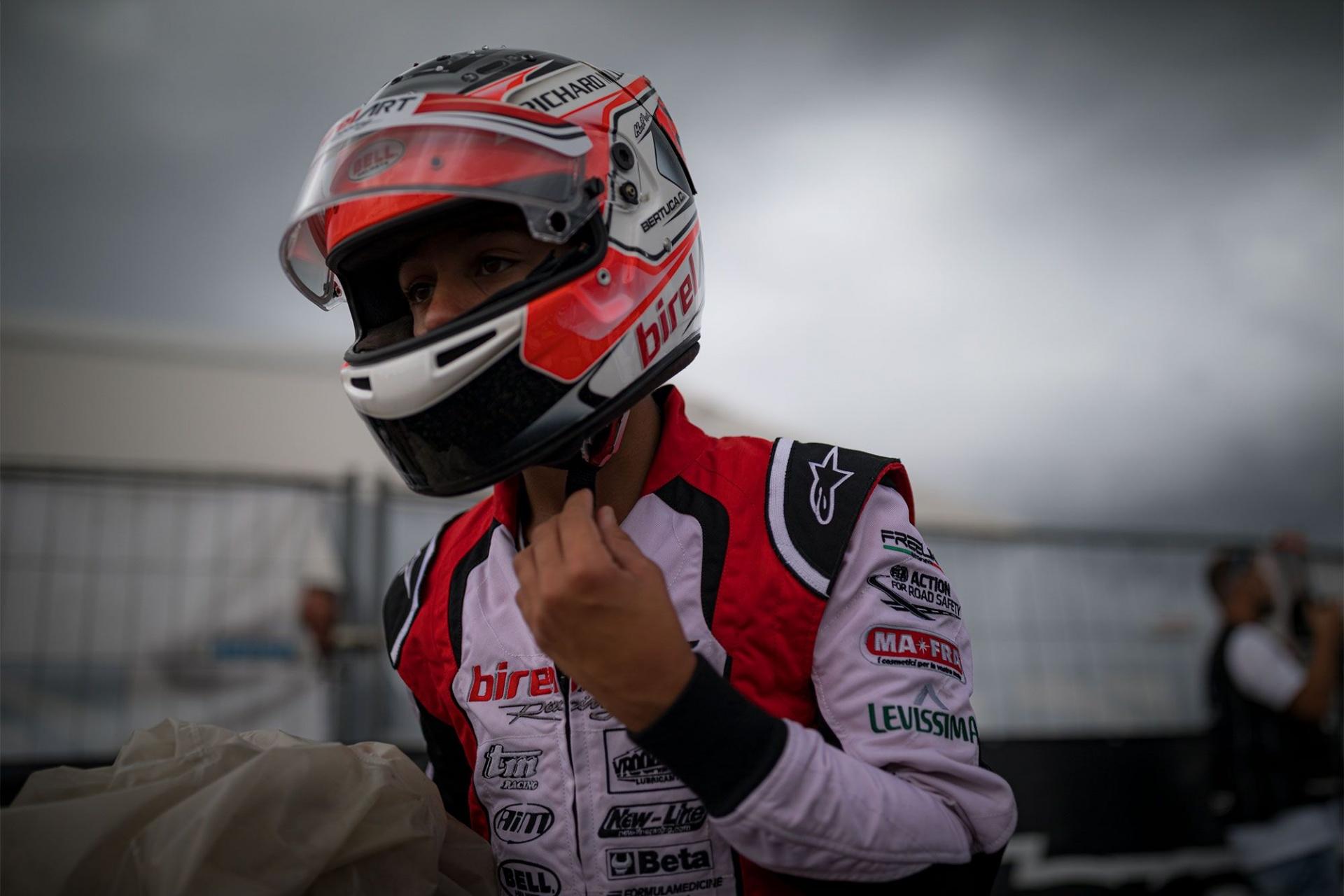 Cristian Bertuca a un passo dalla Finale di Le Mans