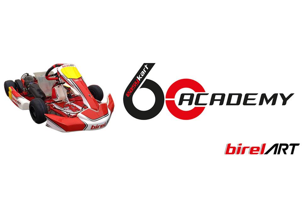 Nasce Easykart 60 Academy per piloti fra i 6 e gli 8 anni!