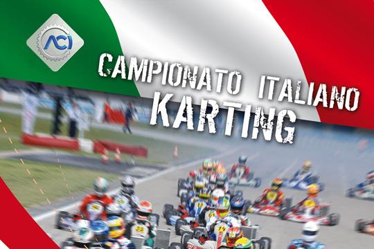 ISCRIZIONI APERTE A LONATO PER LA 4. PROVA DEL CAMPIONATO ITALIANO CSAI KARTING DEL 15 SETTEMBRE