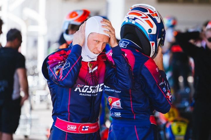 Cik Fia European KZ/KZ2 Champs