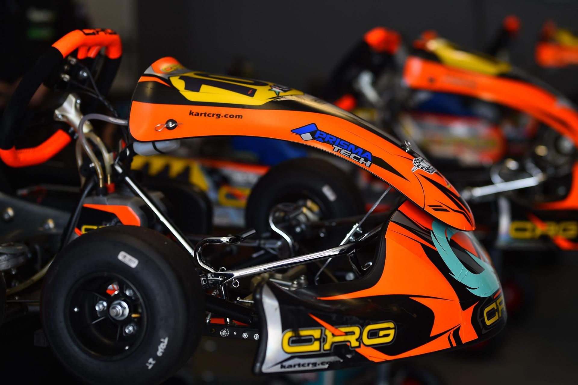 NGM Motorsport riparte con la Iame Series Italy di Castelletto