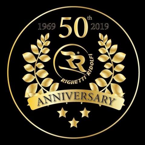 Righetti Ridolfi Spa compie 50 anni