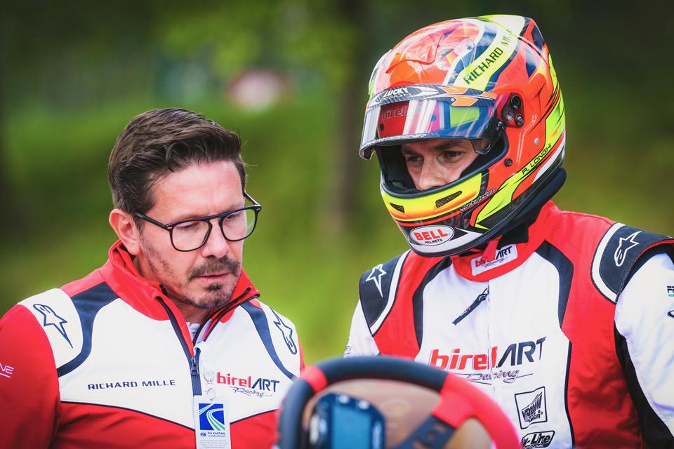 Riccardo Longhi è il nuovo Team Manager Birel Art