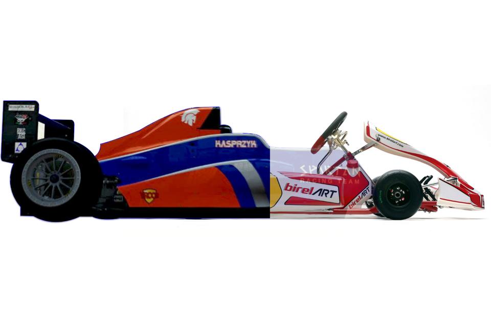 Il Sim Racing incontra il Kart