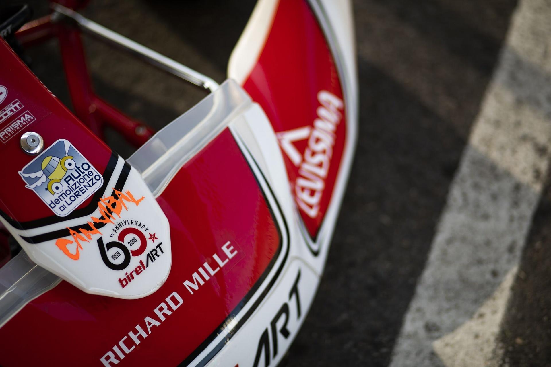 Cristian Bertuca scalda i motori per la Winter Cup