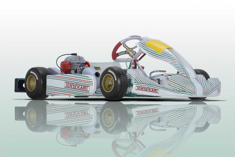 Tony Kart New Mini 2020 - OMOLOGATO CIK FIA
