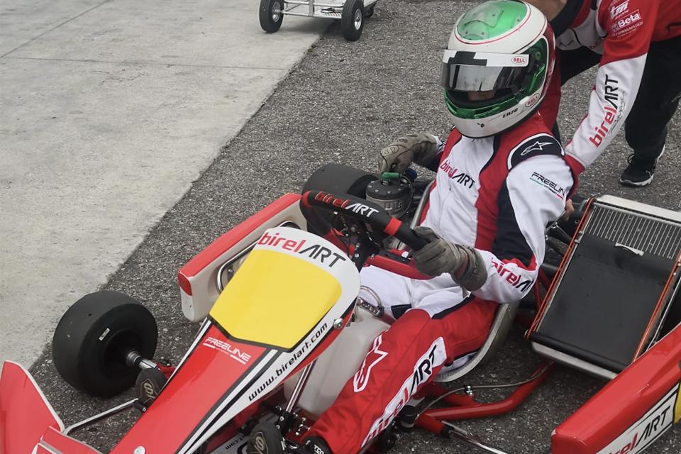 Enzo Trulli correrà il Mondiale OK a Portimao!