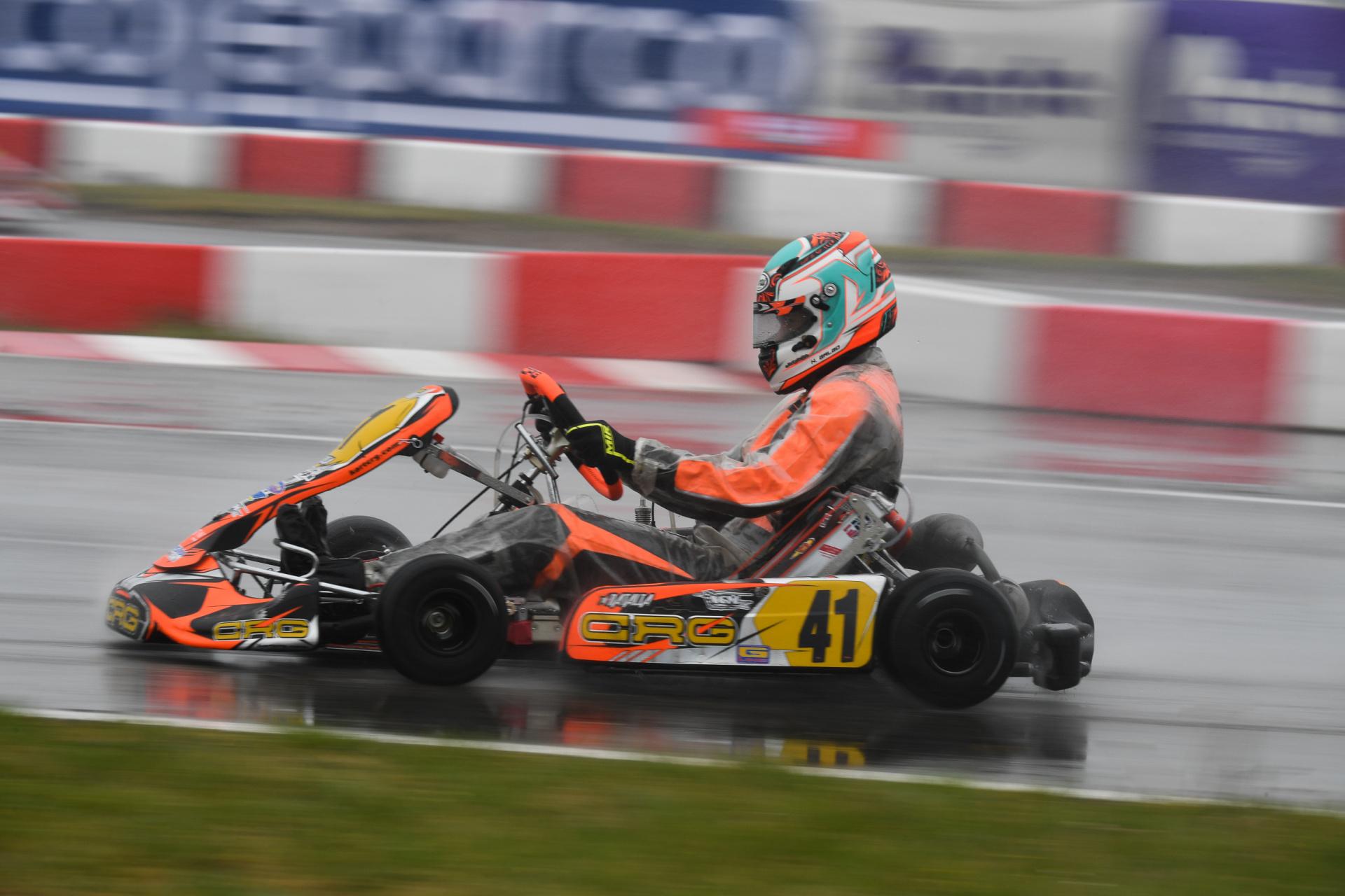 NGM Motorsport getta le basi per la nuova stagione KZ2
