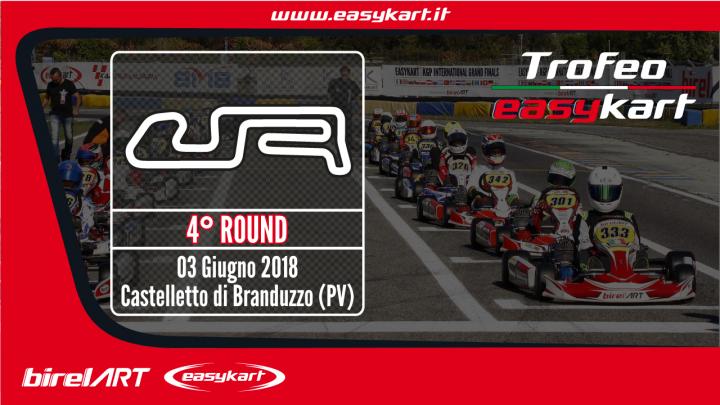 Tutti a Castelletto per il 4° round del Trofeo Easykart!