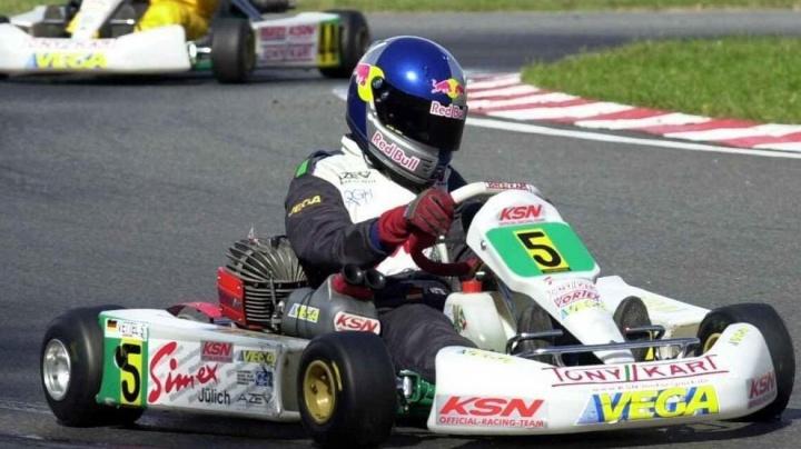 Quella volta che Sebastian Vettel incontrò Davide Forè a Parma