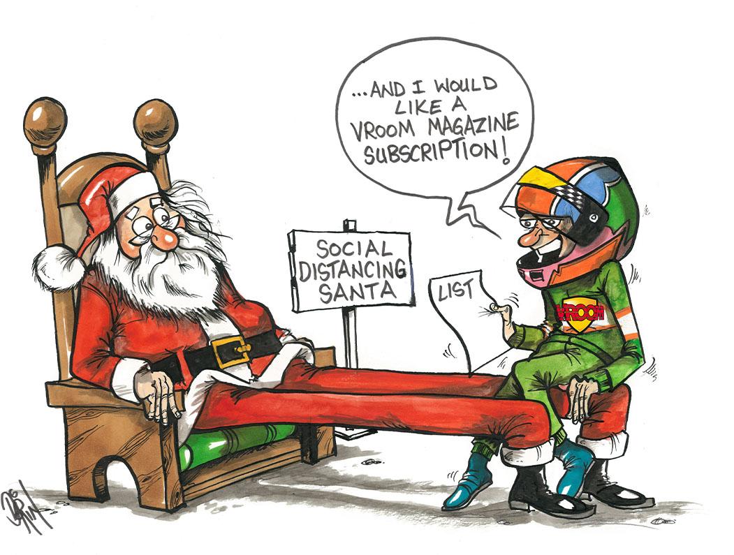 Buon Natale da Vroom!