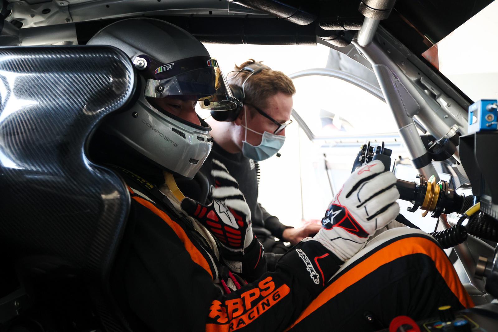 Luca Bosco proiettato verso l'European Series GT4
