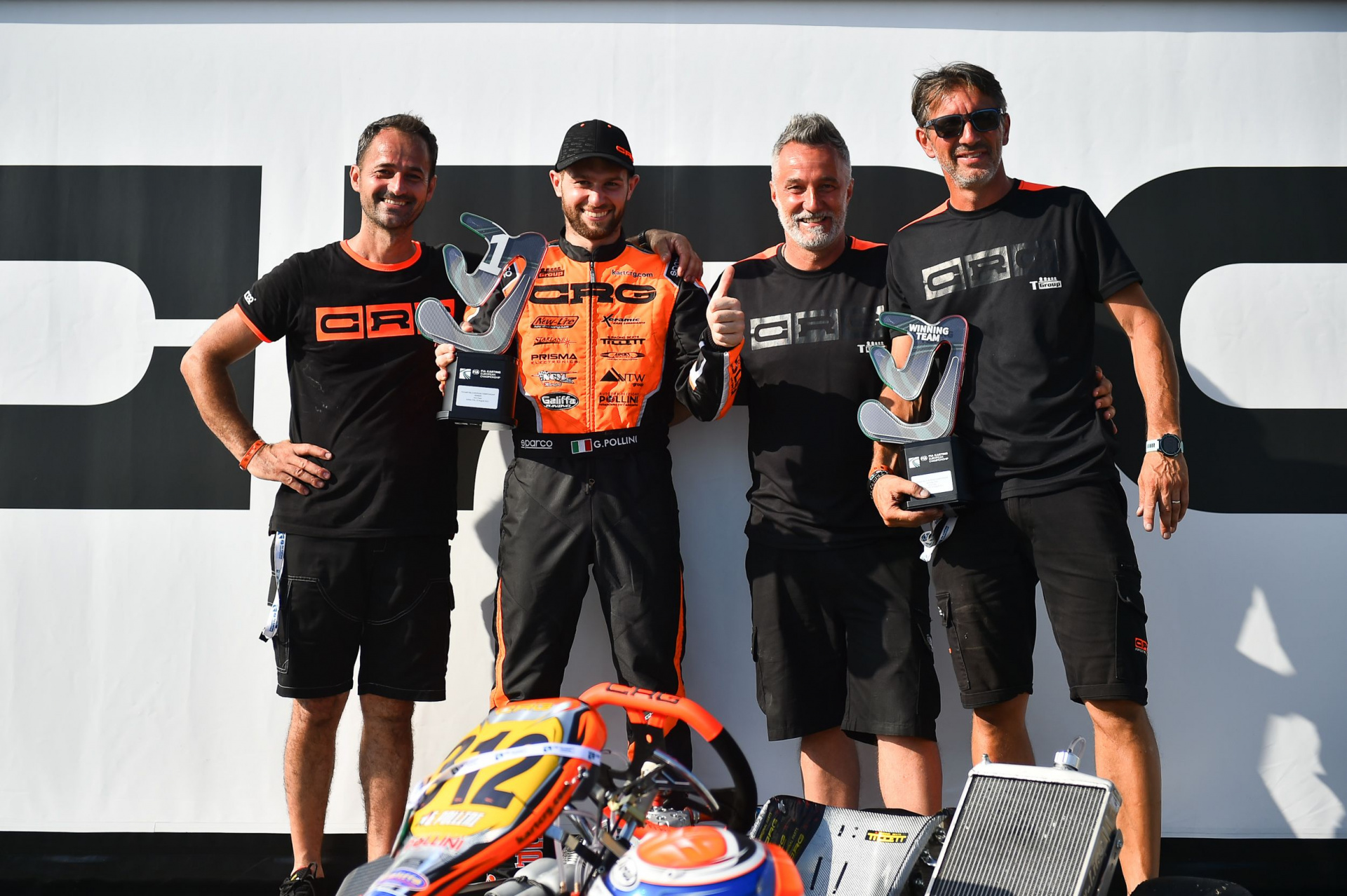 Dopo il titolo europeo, NGM Motorsport a caccia dell'International Super Cup KZ2 in Svezia